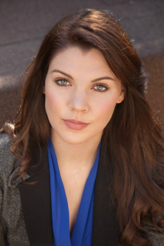 Jess Speake Headshot